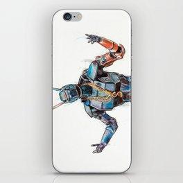 Chappie, Illest Gangsta No.1 iPhone Skin