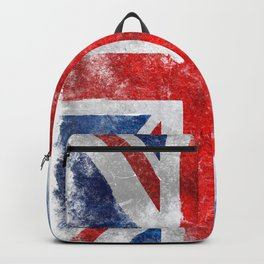 United Kingdom Vintage flug Backpack