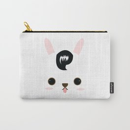 Hello my name is TOKI  Carry-All Pouch