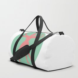 The Earthian woman Duffle Bag