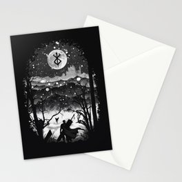 Berserk Stationery Cards