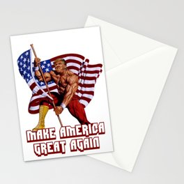 Make America Great Again Stationery Cards