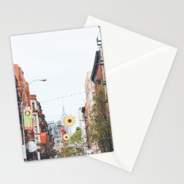 Mulberry Street Little Italy Stationery Cards