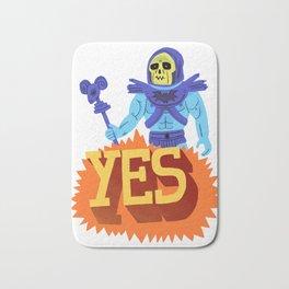 Yes Skeletor! Bath Mat