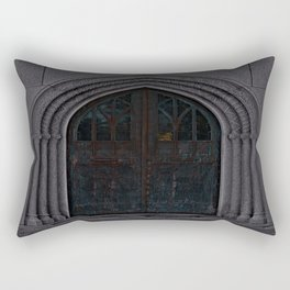 Lay The to Rest Rectangular Pillow
