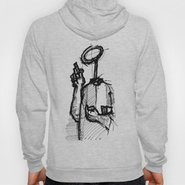 Trust With No Head And Half Finger! Hoody