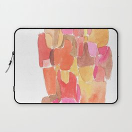 171013 Invaded Space 18  abstract shapes art design  abstract shapes art design colour Laptop Sleeve