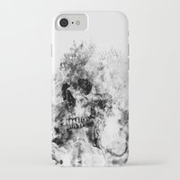 silent hill iPhone & iPod Cases featuring Silent Hill by RIZA PEKER