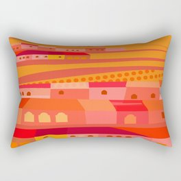 Rosarito Road Rectangular Pillow