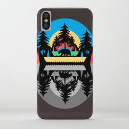 Bear Camp iPhone Case