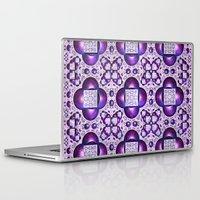 boho Laptop & iPad Skins featuring Boho by Lyle Hatch