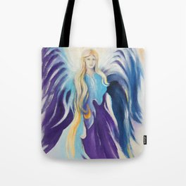 Angel for Creativity and Sensuality Tote Bag