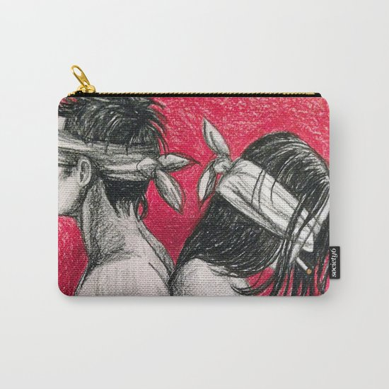 firing squad Carry-All Pouch