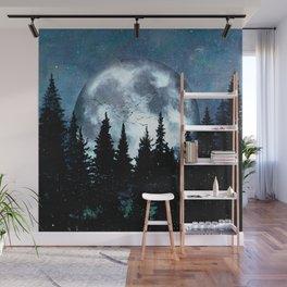 Full Moon II Wall Mural