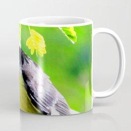 Watercolor Bird, Bananaquit 01, St John, USVI, Quit Eating all the Bananas! Coffee Mug