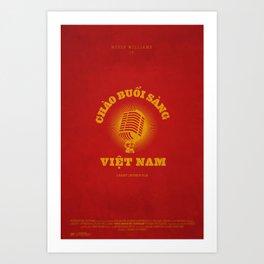 Good Morning Vietnam! Art Print