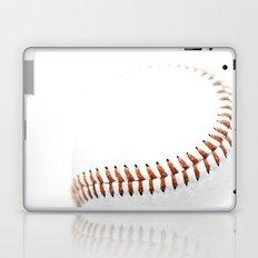Baseball stitch Laptop & iPad Skin