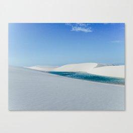 Lagoa Azul Canvas Print