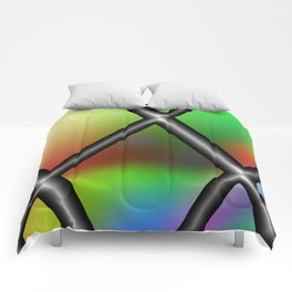 Closed illusions Comforters