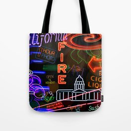 The Night Life Tote Bag