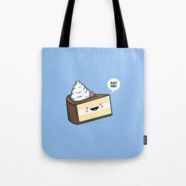 Eat Me! - Wonderland Kawaii Cake Tote Bag