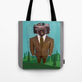 Dept. Of Disappearance Tote Bag