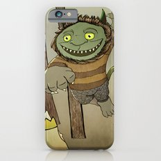 Wild Thing Jumping iPhone 6s Slim Case