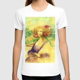 The Gioconda Mashup T-shirt