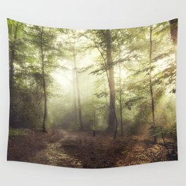 german rain forest Wall Tapestry
