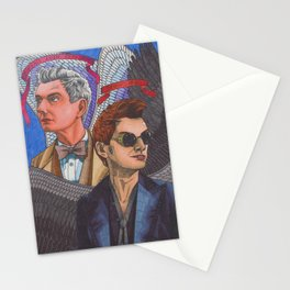 Nothing in Common Stationery Cards