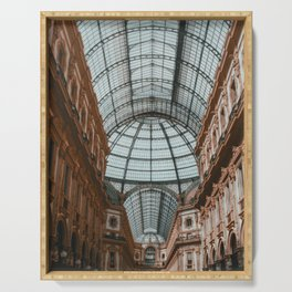 Galleria Vittorio Emanuele II, II Serving Tray