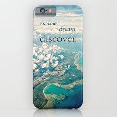 discover. iPhone 6 Slim Case