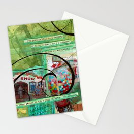 sideshow Stationery Cards