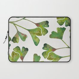 Ginkgo Biloba – Green Laptop Sleeve