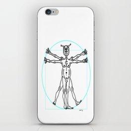 Pon da Vinci iPhone Skin
