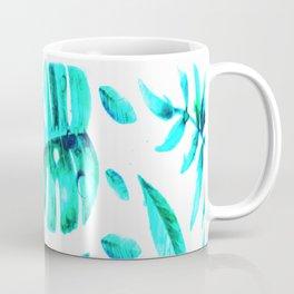 BLUE-TROPICAL Coffee Mug
