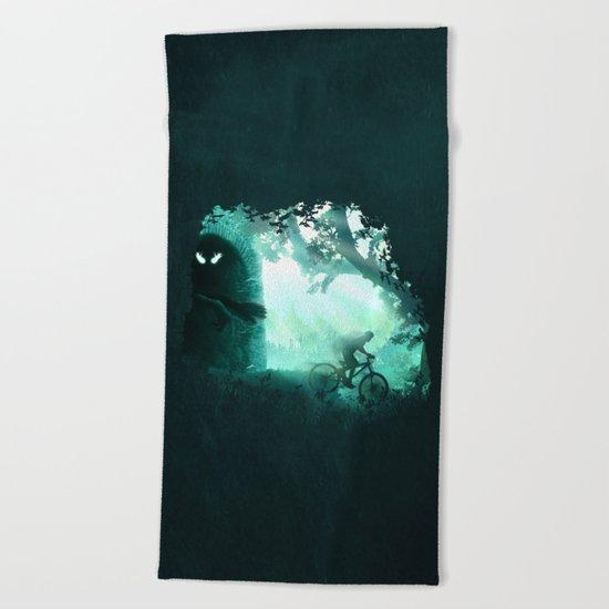 Meet the Monster Beach Towel