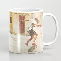 rio Mugs featuring RIO by Nechifor Ionut