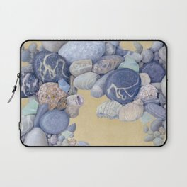 Beach Front I Laptop Sleeve