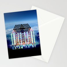 Mad Hatter's House Stationery Cards