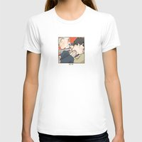 221b T-shirts featuring 221B by Negative Dragon