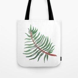 leaf 2 Tote Bag