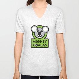 MIGHTY KOALAS T-shirt Unisex V-Neck