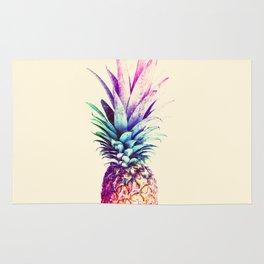 Mauve Pineapple Rug