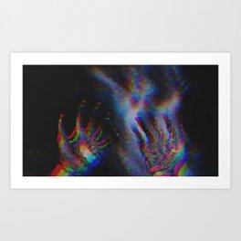 awareness Art Print