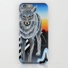 Geometric Coyote iPhone 6s Slim Case