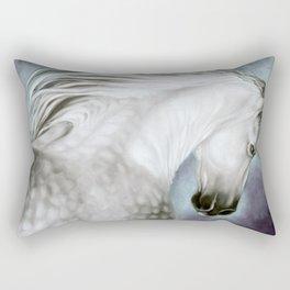 Andalusian Dapple Gray Rectangular Pillow