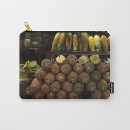 Guatemalan Market Pineapple Sale Carry-All Pouch