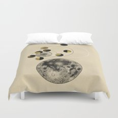 Moon Duvet Cover