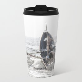 Get In The Boat! Travel Mug